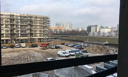 Blick auf Otto-Weidt-Platz