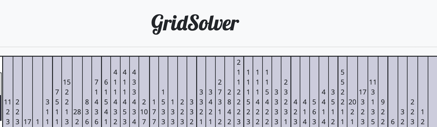 Gridsolve Cover Image